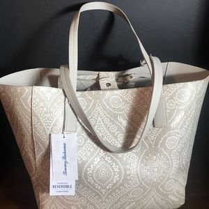 Tommy Bahama Reversible Tote